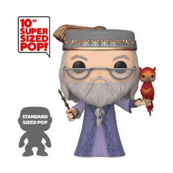"Funko Pop! Vinyl Harry Potter 10"" Dumbledore Figure - Pre-Order"